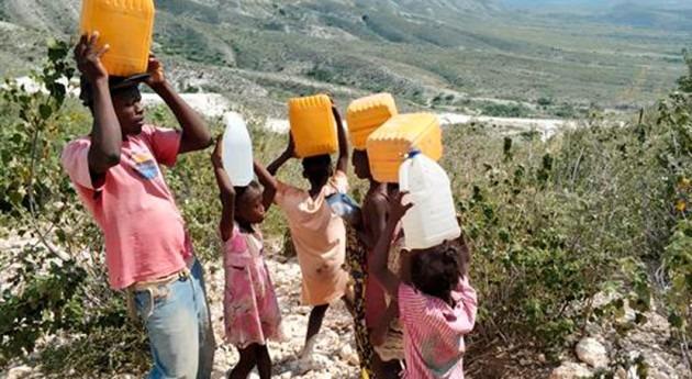2,6 millones personas se benefician agua potable y baños limpios través Fondo Agua