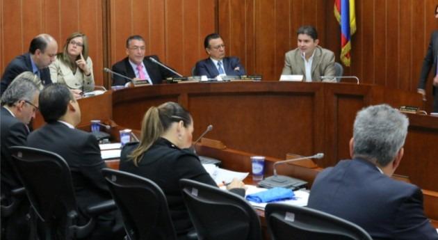 """Luis Felipe Henao: """" inversiones agua y saneamiento nos permiten enfrentar Niño"""""""