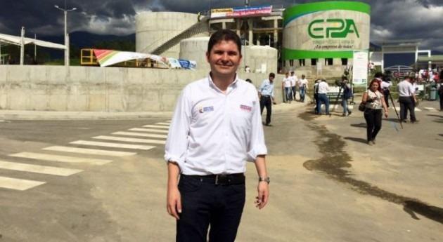 Luis Felipe Henao Cardona, Ministro de Vivienda (Minvivienda).