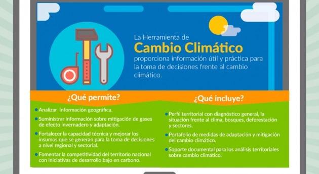Colombia lanza paquete herramientas didácticas cambio climático