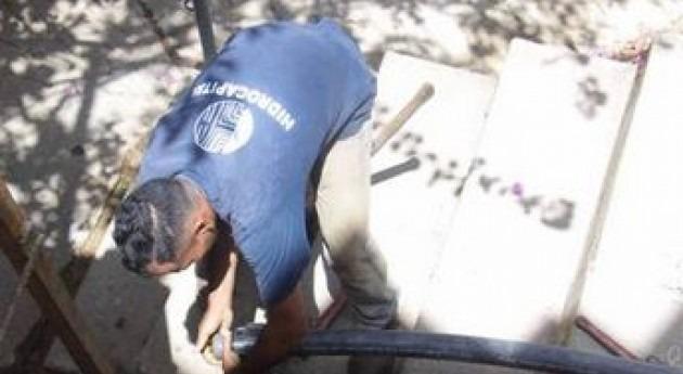 Gobierno Bolivariano culmina red agua potable Potrerito II