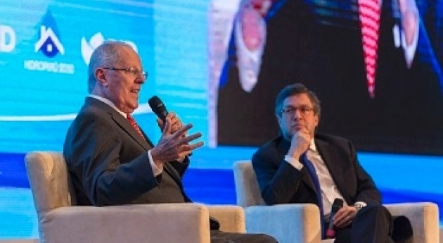 HidroPerú 2030: Propuestas innovadoras agua y saneamiento próximos 15 años