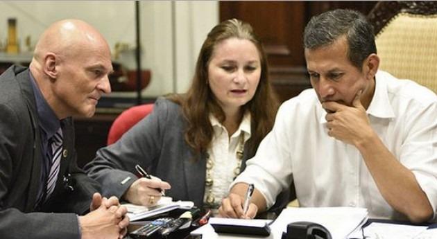Perú, Francia y Alemania se comprometen impulsar acuerdo climático vinculante