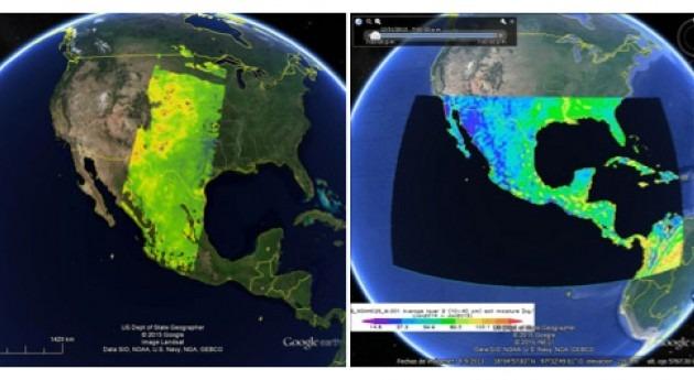 IMTA desarrolla metodología estimar humedad suelo satélite