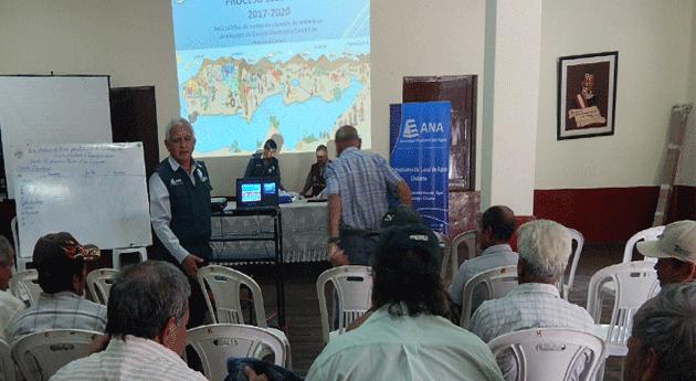 ANA realiza sorteo elegir integrantes comité electoral valle