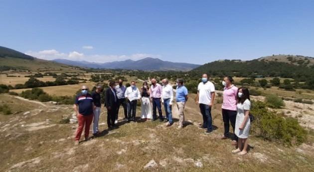 CHE, Gobierno cántabro y Ayuntamientos Reinosa, Campoo Suso y Enmedio frente inundación