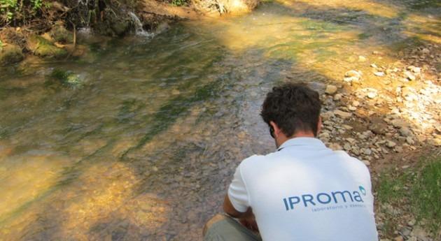 IPROMA controlará aguas superficiales Tajo