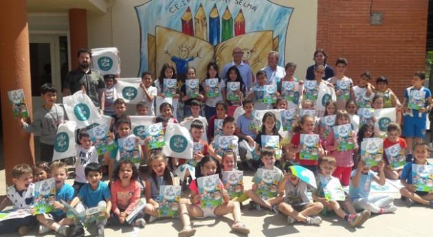 Diputación y FACSA conciencian más 200 escolares Castellón