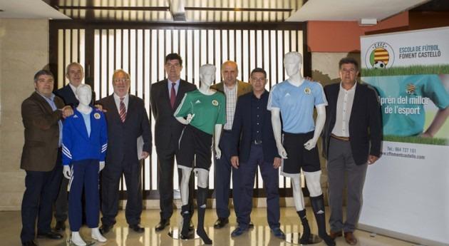 Nace 'Fomento Castellón', club fútbol base impulsado FACSA