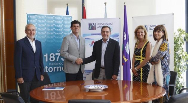 FACSA dotará UJI becas Grado alumnado Castellón Plana