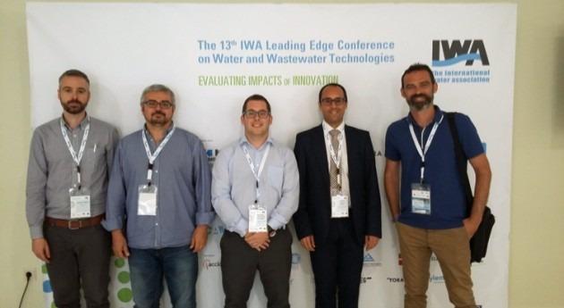 FACSA congreso internacional IWA Leading Edge Conference 6 líneas investigación