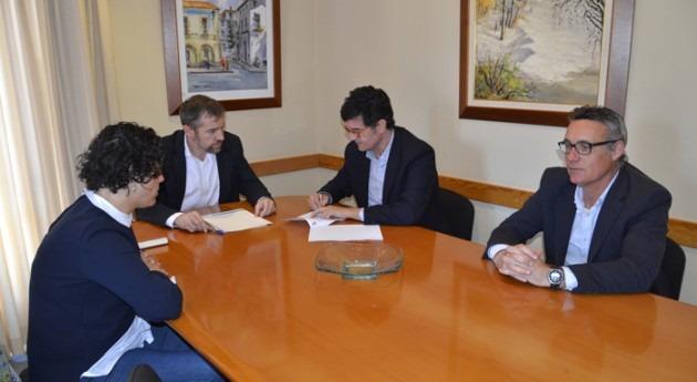 FACSA firma convenios Ayuntamientos Moncofa y Xilxes evitar pobreza energética