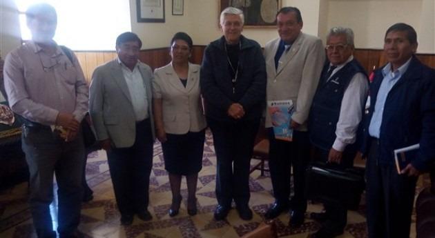 Iglesia Católica Ayachucho sensibilizará misas cuidado agua