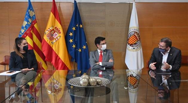 Cátedra Cambio Climático presenta actividades autoridades institucionales