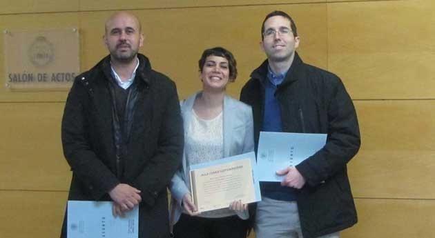 Patricia Moñino, IIAMA-UPV, obtiene segundo premio Cátedra CEMEX-Sostenibilidad