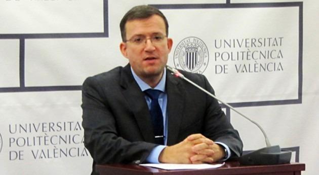 Manuel Pulido, nuevo coordinador Institutos Universitarios Investigación UPV