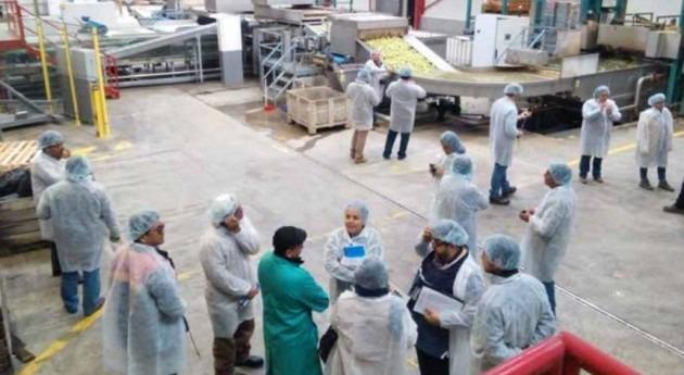 16 instituciones latinoamericanas conocen cerca gestión agua agricultura española
