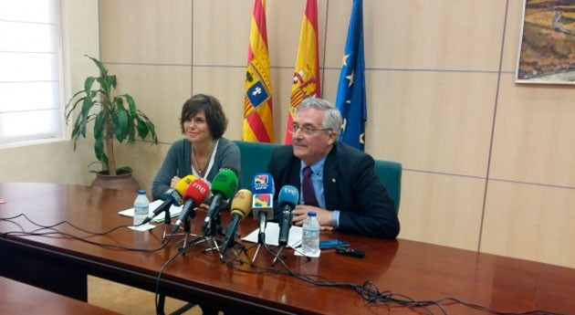 Aragón denuncia falta información plan cuencas internas Cataluña