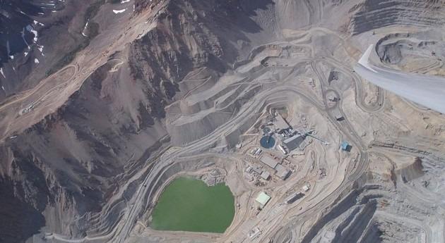 compañías mineras, amenazadas escasez agua