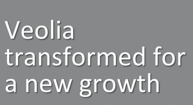 Veolia se transforma busca crecimiento
