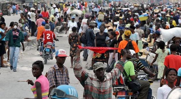 lluvias Haití causan dos fallecidos