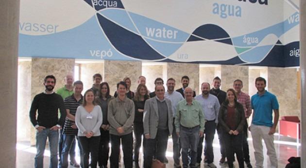 iMETland, nueva generación humedales electrogénicos tratamiento aguas residuales