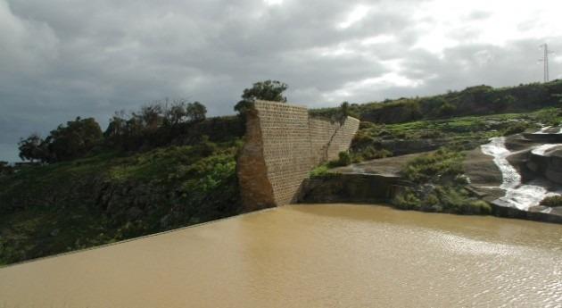 Primera rotura gran presa España sXX: ¿Dónde? Gran Canaria #Canarias