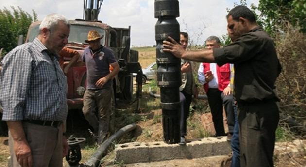 agua como catalizador paz Oriente Próximo