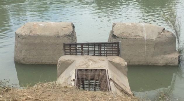 Fuentes abasto superficiales: Mantenimiento y operación canal captación río