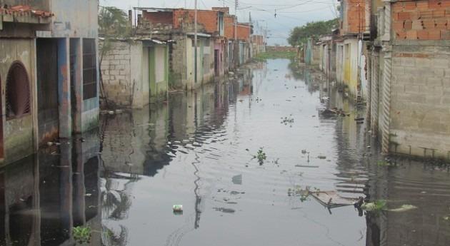 Hoy día Lago Valencia es problema sanitario