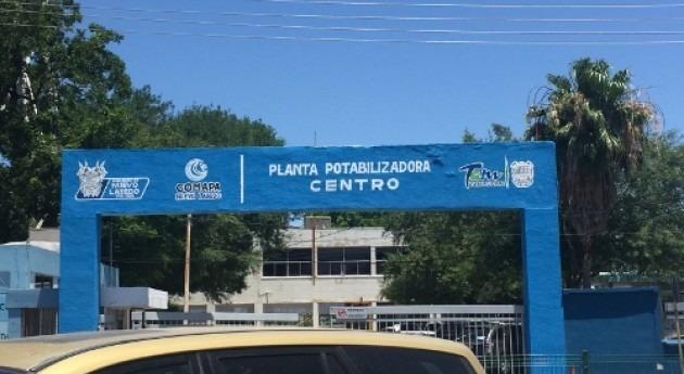 gestión municipal rubro agua potable: Nuevo Laredo