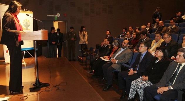 Celebración de uno de los seminarios.