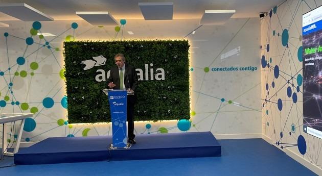 Aqualia inaugura oficinas Oviedo, ejemplo entorno sostenible, digital e innovador