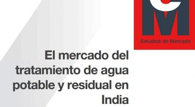 El mercado del tratamiento de agua potable y residual en India