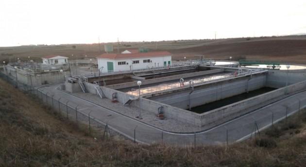 FACSA mejora EDAR polígono industrial Monte Boyal, Casarrubios Monte