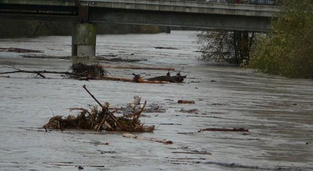 Sale información pública proyecto Plan gestión inundaciones Cataluña