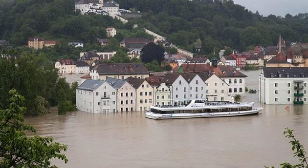 UE propone destinar 31,5 millones recuperación inundaciones Baviera