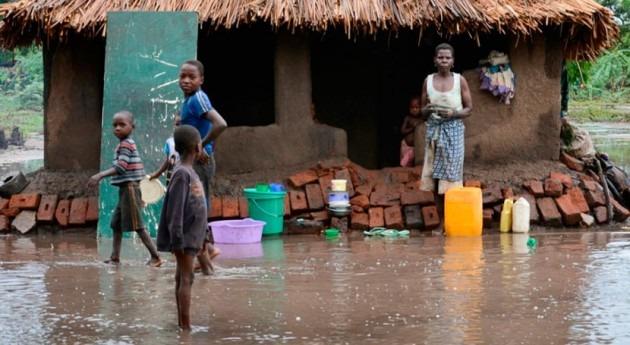 Ascienden 56 fallecidos inundaciones Malaui