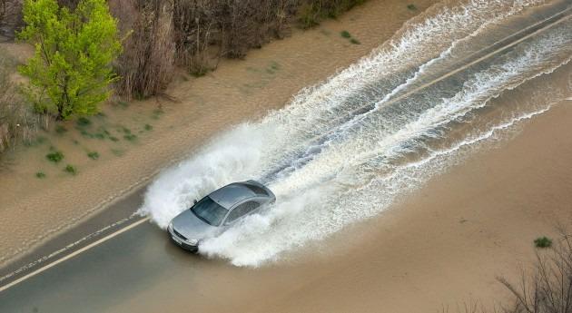 Inundaciones en España