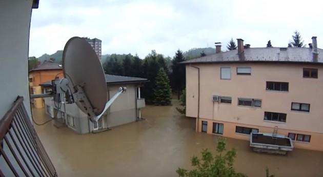 Estado emergencia Serbia debido inundaciones