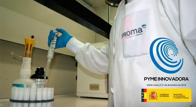 IPROMA recibe reconocimiento Pyme Innovadora