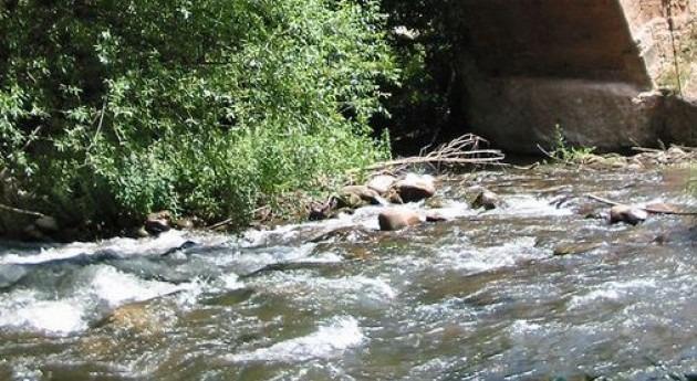 Río Iregua.