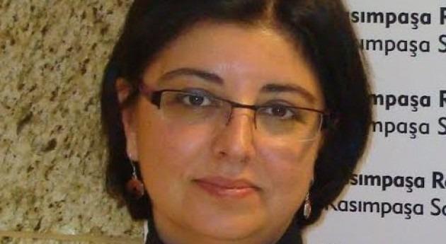 Isabel Martín.