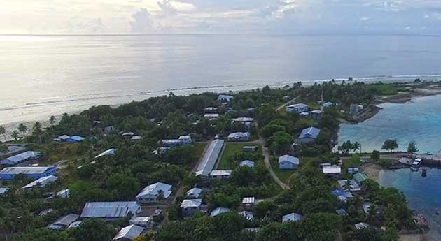 islas mundo se enfrentan árido futuro