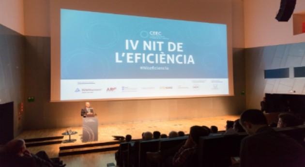 SUEZ Water Spain, patrocinador IV edición Nit l'Eficiència