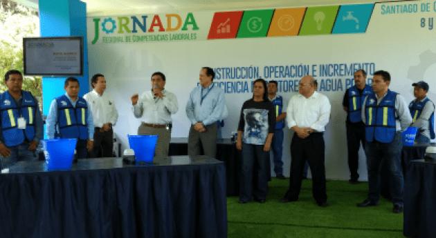 Jornada Regional Formación Competencias Laborales