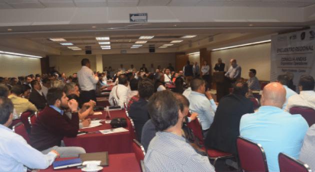 Encuentro CONAGUA-ANEAS Organismos Operadores regiones Occidente y Centro