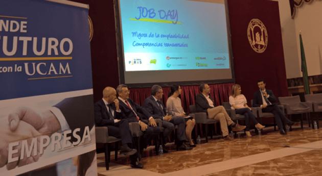 SUEZ comparte experiencia comunidad universitaria Job Day 2018