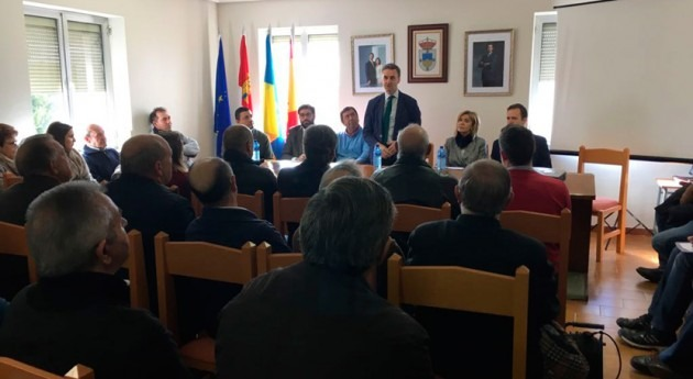 CHD informa Ávila usuarios aguas subterráneas concesiones y comunidades