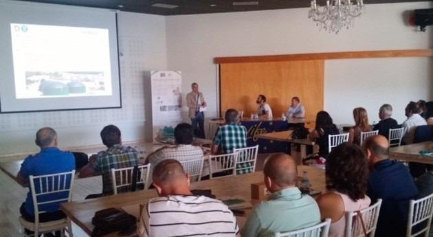 Life Sto3re: debate gestión fangos y purines y valorización agricultura